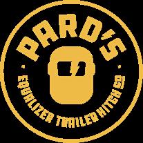 Pard's Equalizer Circle Logo