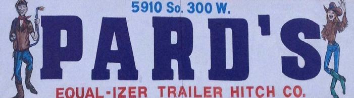 The original Pard's logo